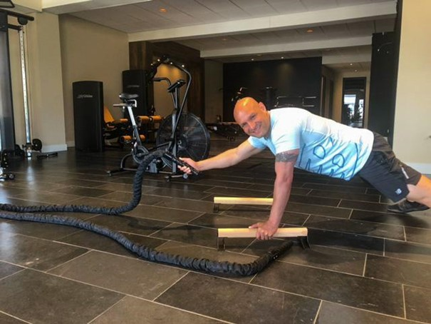 Jeremy trainer Body & Mind