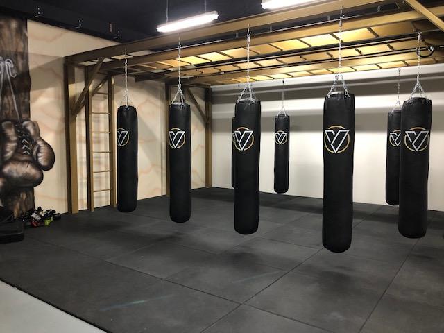 Kickboks zaal 2