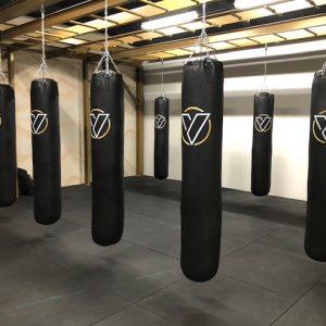 Kickboks zaal